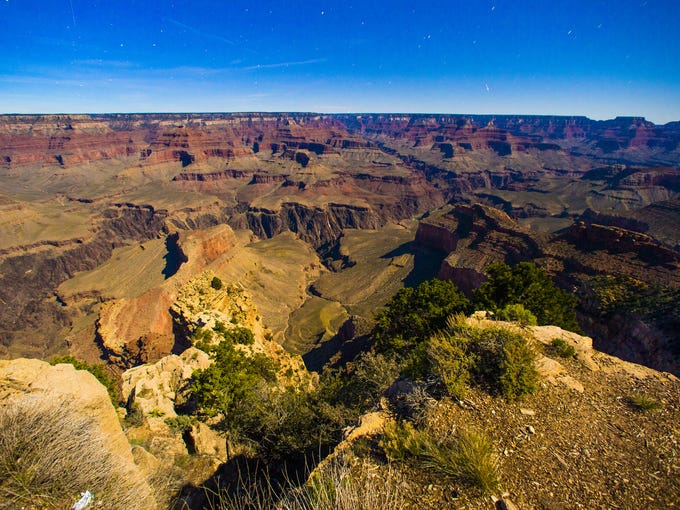 Grand Canyon National Park: The obviousness of its