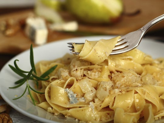 Pappardelle: Yummy and hard to spell.