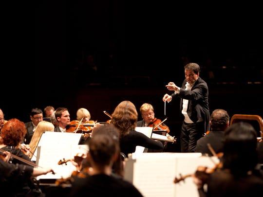 The New Jersey Symphony Orchestra's 2015-2016 season