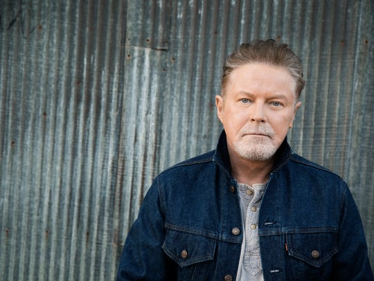 "Don Henley will release ""Cass County,"" his first solo"