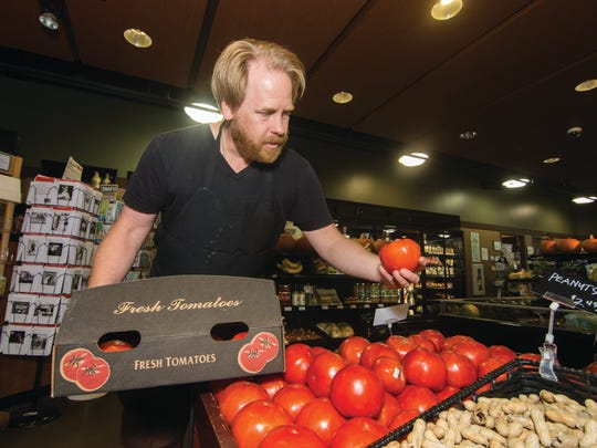 Bread Garden Executive Chef Christian Prochaska