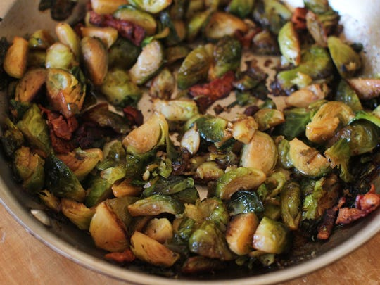 Overcooked Brussels sprouts are seen, but whatever the kitchen disaster, there's usually an easy fix available.