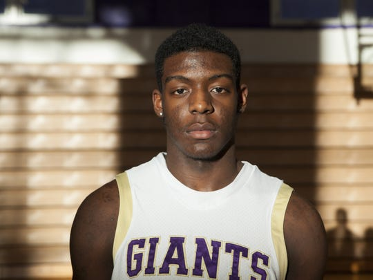 Devante Robinson, Waynesboro High School boys basketball