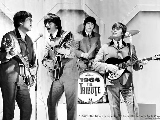 1964: The Tribute specializes in Beatles songs from the early 1960s.