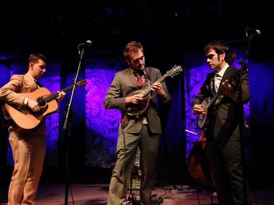 Chris Thile and the Punch Brothers will be at the Capitol Theatre