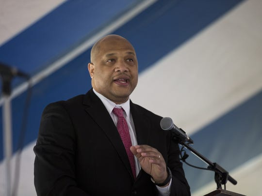 U.S. Rep. Andre Carson, D-Ind., said the most recent
