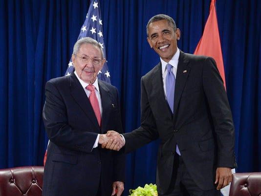 U.S. Cuba Diplomatic Ties