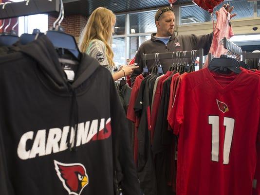 Cardinals merchandise
