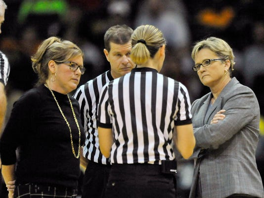 NCAA Womens Basketball: Tennessee at Vanderbilt