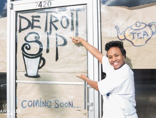 Jevona Watson of Detroit Sip