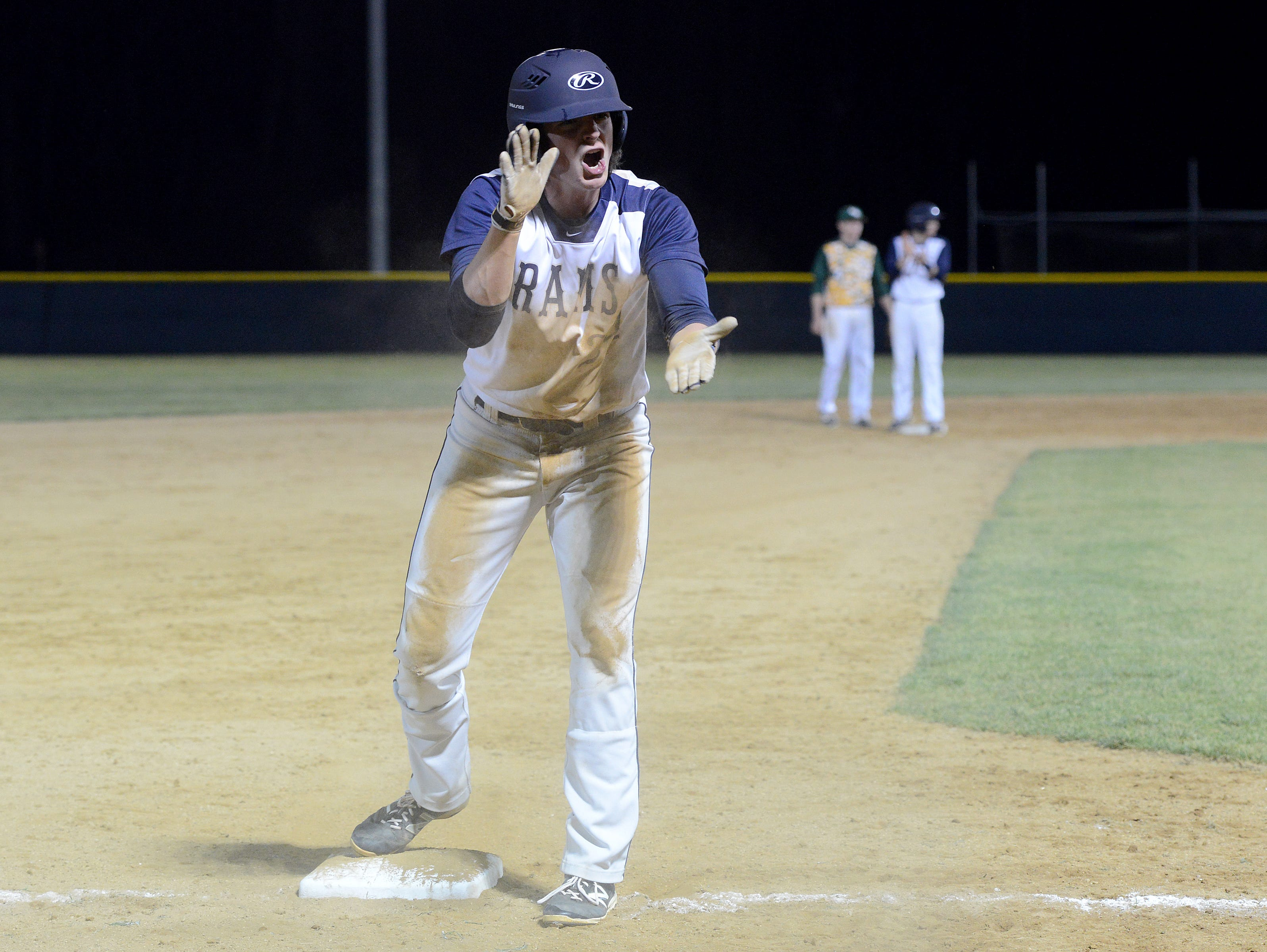 Roberson is off to a 7-0 start this baseball season.