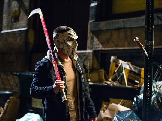 """""""Teenage Mutant Ninja Turtles: Out of the Shadows"""" (June 3): The sequel tosses vigilante Casey Jones (Stephen Amell) into the mix as the four main heroes in a half-shell are forced to save New York City from a new and very dangerous threat."""