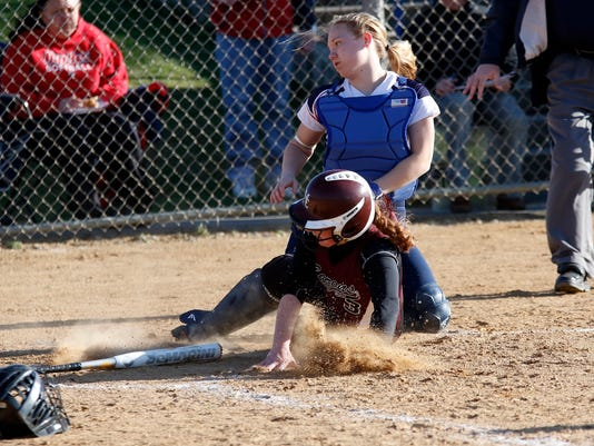 Manheim Central vs. Conestoga Valley Softball