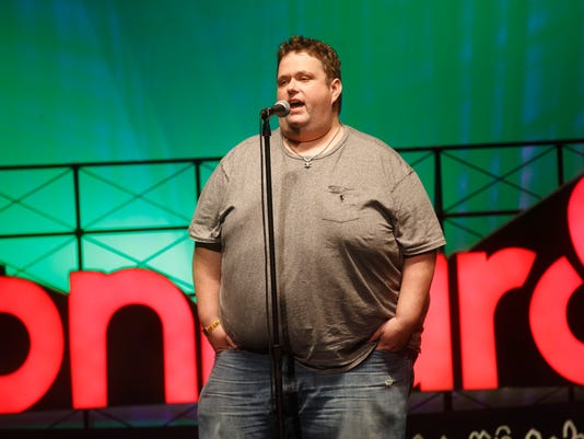 Ralphie May, 2015 Bonnaroo Music and Arts Festival