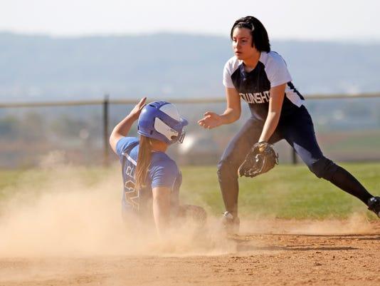 Manheim Township vs. Garden Spot Softball