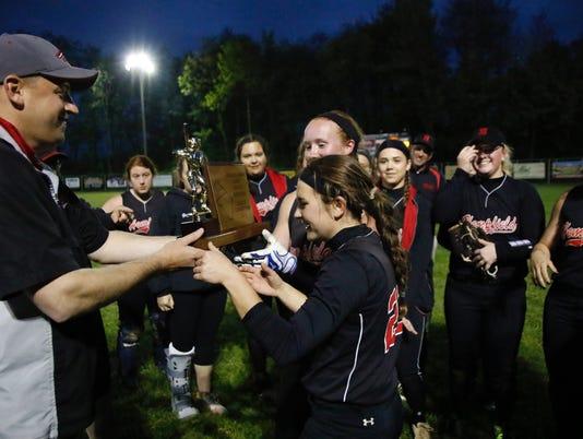 Hempfield vs. Penn Manor L-L Softball Championship