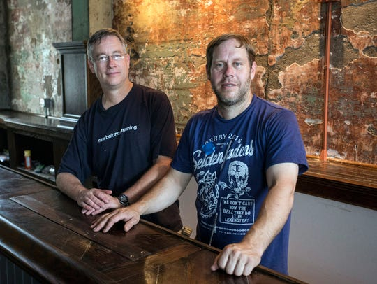 Ken and Wade Mattingly are the men behind Old Louisville