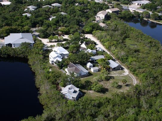 The Sanibel Historical Village has 11 structures that have been relocated from their original sites, restored and preserved.