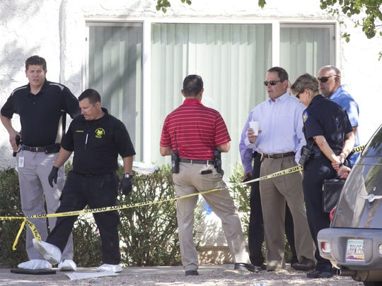 Phoenix police investigate the death of three boys,