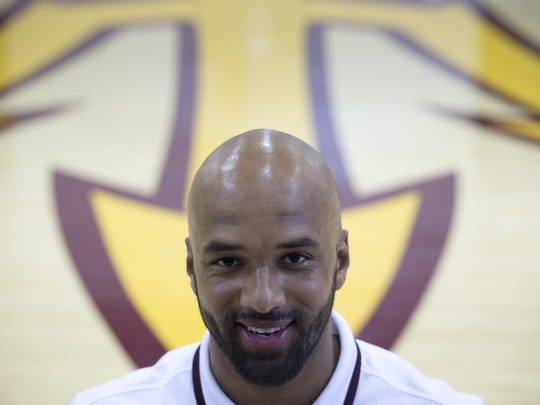 Anthony Coleman has led the men's basketball staff at Arizona State for a similar position at Colorado.