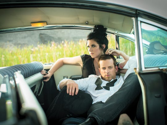 Shawna and Keifer Thompson of Thompson Square will host Rolin' for a Reason fundraiser for the USO on July 31.