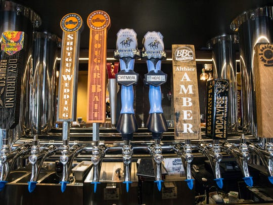With over 130 selections on tap, HopCat officially boasts the largest collection of craft beers in the state. 7/27/16