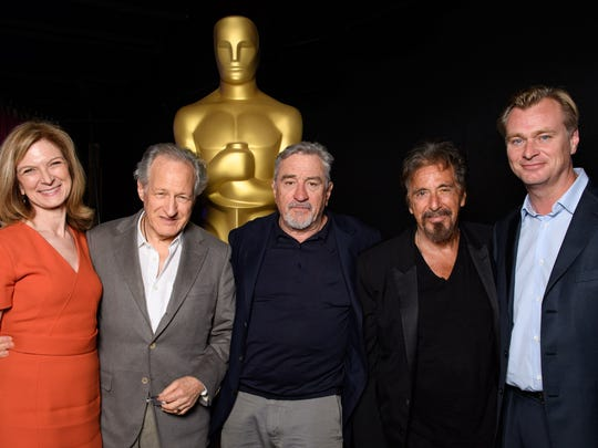 The Academy presented a screening of 'Heat' on  September