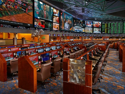 20 Places To Watch Nfl And College Football In Las Vegas