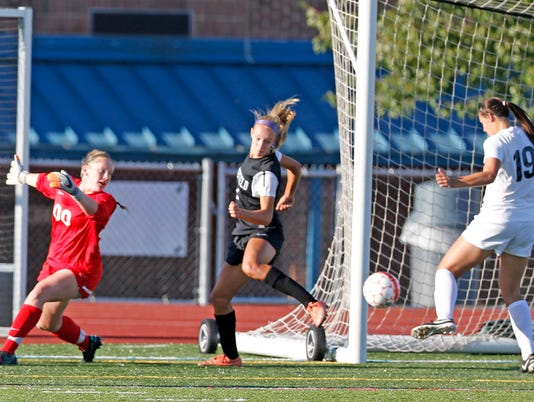 Hempfield vs. Conestoga Valley Girls Soccer