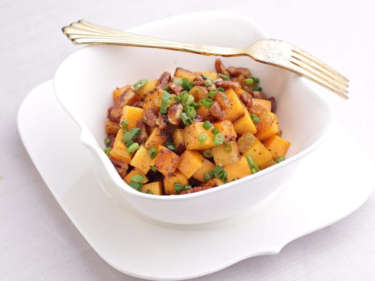 Holiday Butternut Squash from chef Christopher Collins