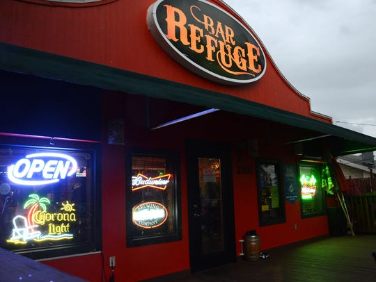 Bar Refuge opened in June 2016 in downtown Melbourne.