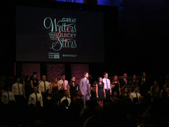 Students from the Mayo Performing Arts Center were