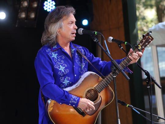 Jim Lauderdale performs at Magnolia Fest at the Spirit