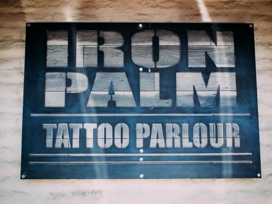 Iron Palm Tattoo Parlour