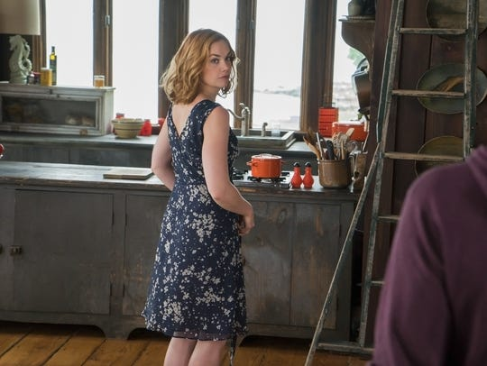 """Ruth Wilson as Allison in """"The Affair."""" Scenes for"""