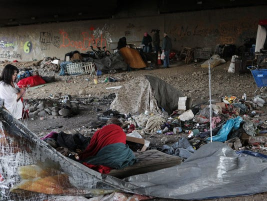 Year End Point in Time Homeless Count