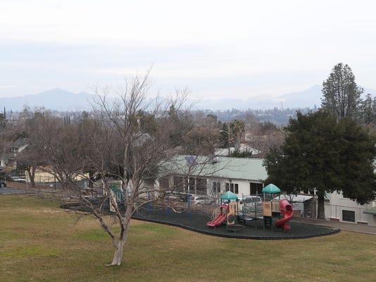 Magnolia Park, Redding
