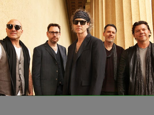 BoDeans return to the Stefanie H. Weill Center for the Performing Arts.
