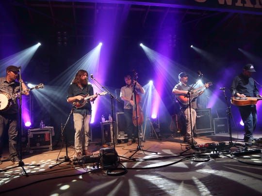 Greensky Bluegrass will wrap up a three-night Riverside Theater residency on New Year's Eve.