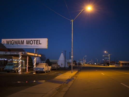 Wigwam Motel, Holbrook