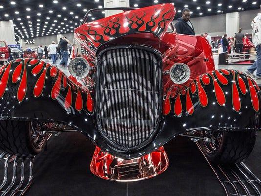 Carl Casper Puts Brakes On Longrunning Car Show - Louisville car show