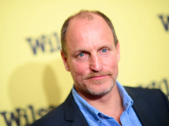 "Woody Harrelson attends a screening of  ""Wilson"" on March 19, 2017, in New York City."