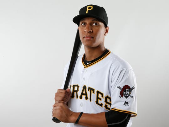 Chris Bostick joined the Pirates organization in a trade from the Nationals last fall.