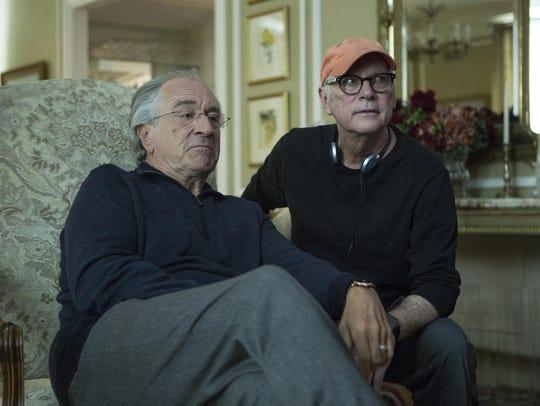 Robert De Niro, Barry Levinson