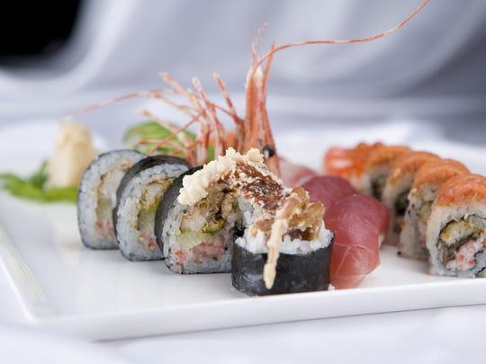NOW CLOSED: Stingray Sushi, at the Biltmore Fashion