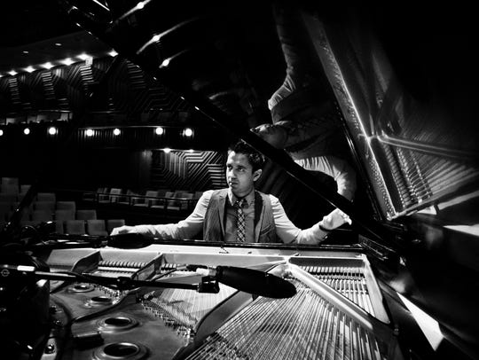 Vijay Iyer is the music director of this year's Ojai