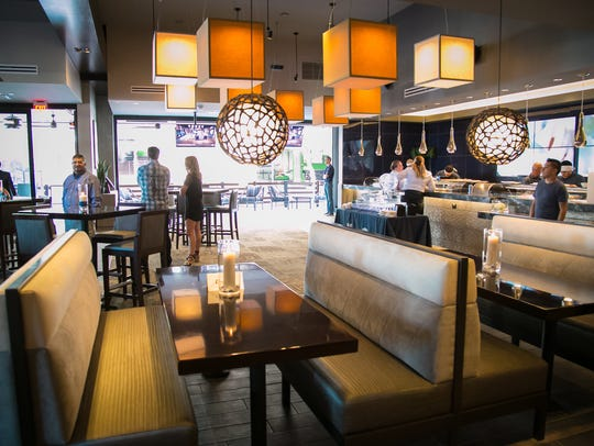 The new Kona Grill opened June 12 at Scottsdale Quarter.