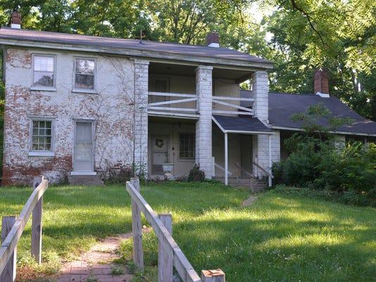 Old Carmel home