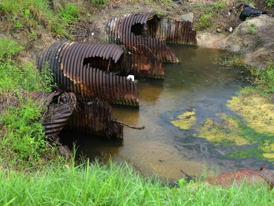 Stormwater Pipe Replacement in Palm Bay