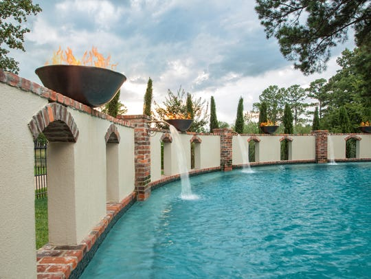 The decision to have a custom pool in your backyard